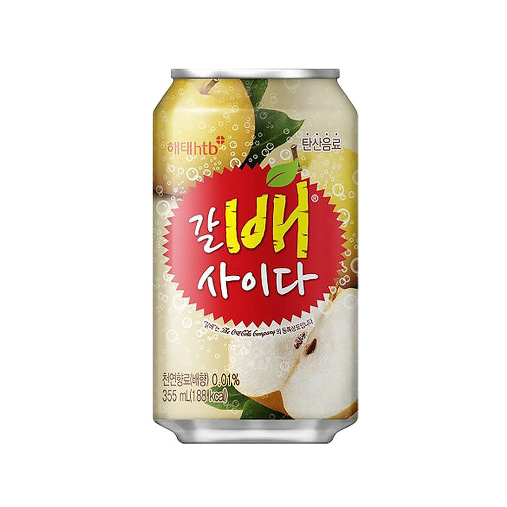 LH0011<br>Haitai Crushed Pear Cider 24/355ML