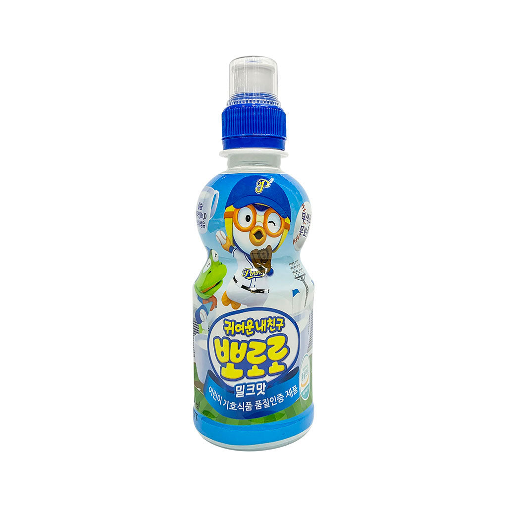LH2003T<br>HY Yakult Pororo Soft Drink(Milk) 24/235ML