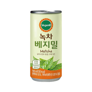 LJ0004T<br>Dr. Chung's Food Vegemil Greentea Soy Drink(Can) 30/195ML