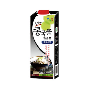 LJ1007<br>Dr. Chung's Food Rich Soy Bean Soup Stock 12/950ML