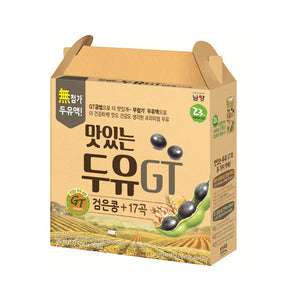 LN1105<br>Namyang Delicious Gt Blackbean Soy Milk(17) 4/16/190ML