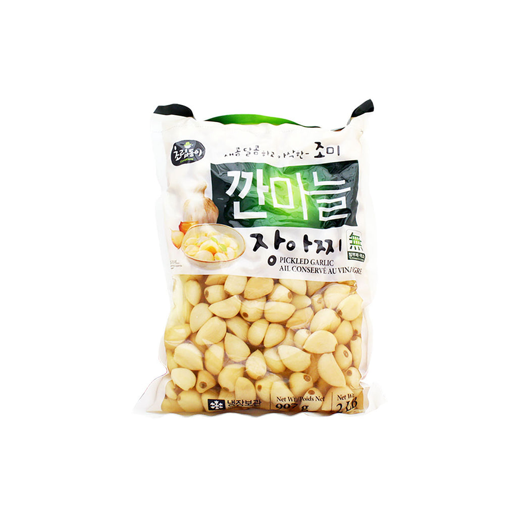 MC2002<br>Choripdong Pickled Peeled Garlic(Pack) 10/907G