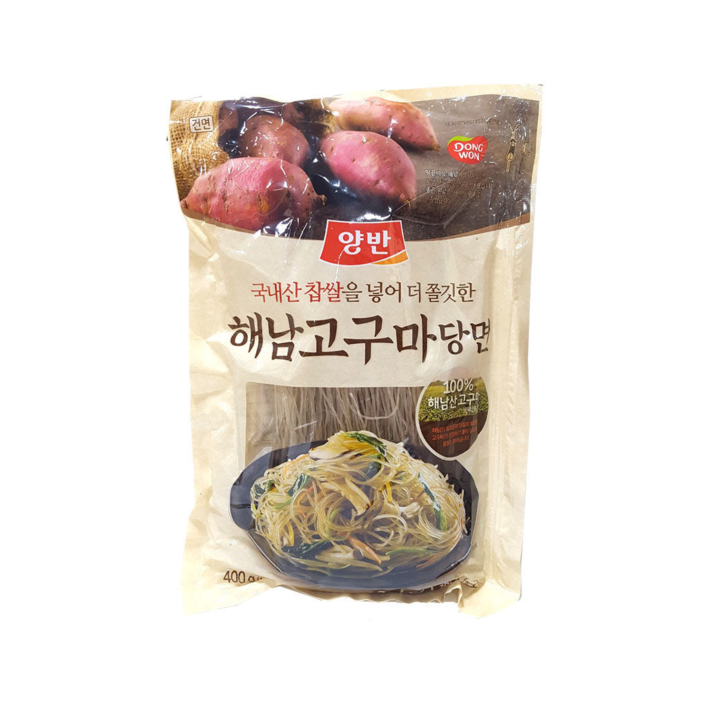 ND2131<br>Dongwon Dried Sweet Potato Vermicelli 16/400G