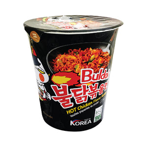 NS1078S<br>Samyang Spicy Chicken Fried Noodle(Cup) 6/70G