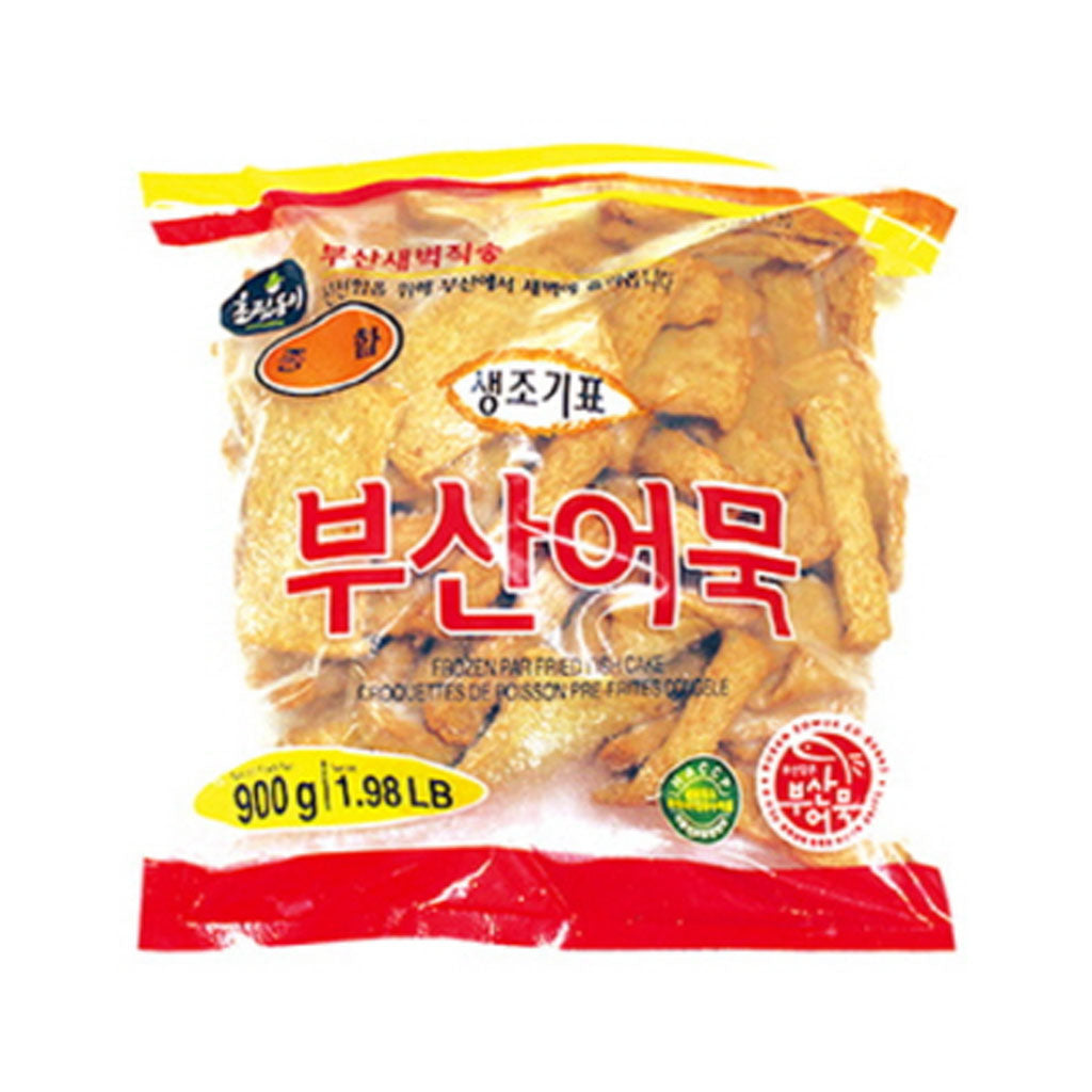 OS1106<br>Choripdong Frozen Par Fried Fish Cake 12/900G