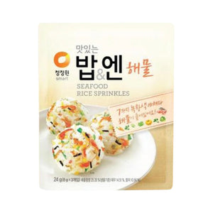 PB2006<br>Chungjungone Seafood Rice Sprinkles 4/10/0.84Oz(24G)