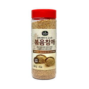 PC4002<br>Choripdong Roasted Sesame 12/8Oz(226G)
