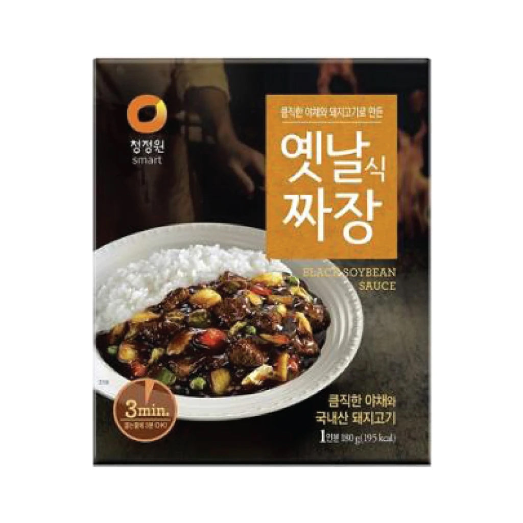 PD1201<br>Chungjungone Black Soybean Sauce 20/180G