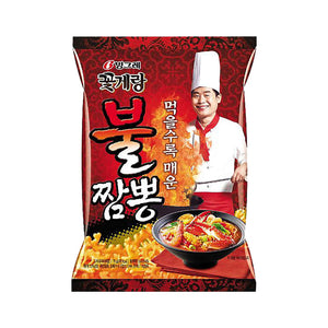 SB1003T<br>Binggrae Crab Chips (Hot Jjamppong) 16/70G