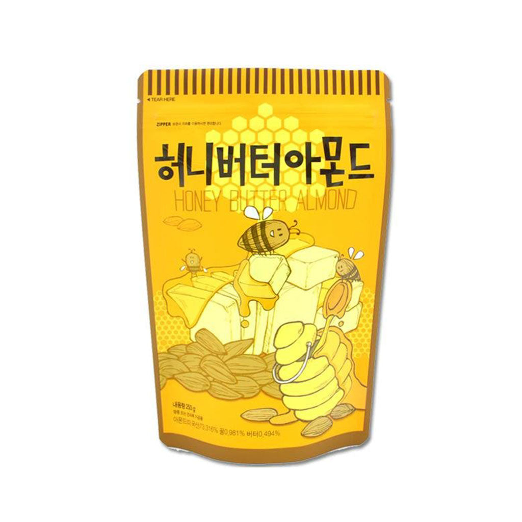 SG3001T<br>Gilim Honey Butter Almond 20/210G
