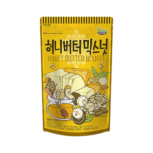 SG3004<br>Gilim Honey Butter Mixed Nut 20/220G