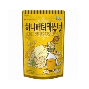 SG3007<br>Gilim Honey Butter Cashewnut 20/210G