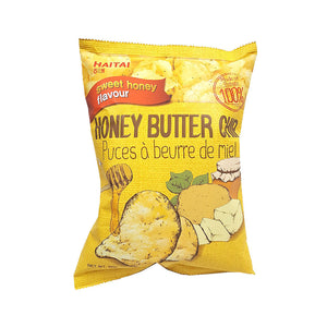 SH1077<br>Haitai Honey Butter Chips 16/60G