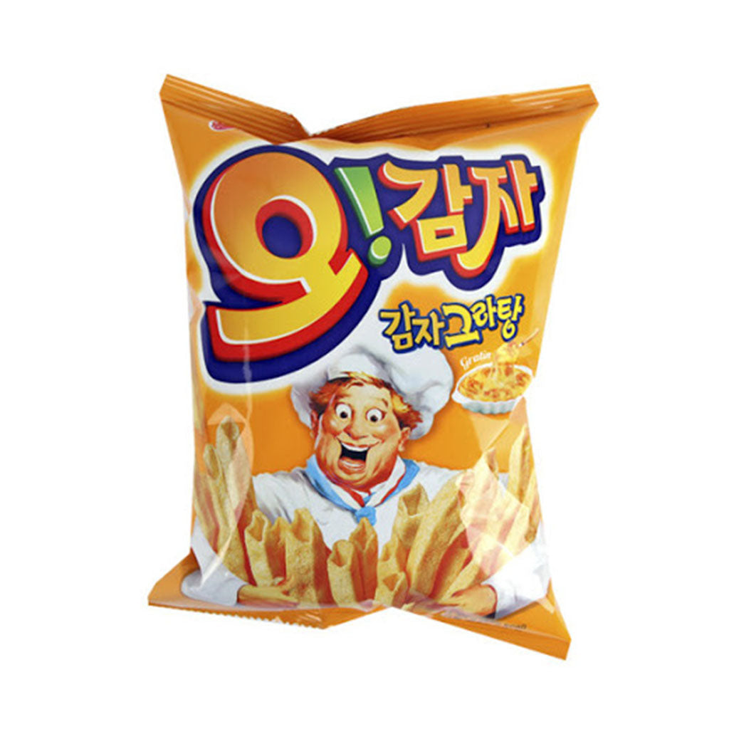 SO1046C<br>Orion Oh Gamja (Potato Gratin) Chips 24/50G