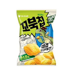 SO1052<br>Orion Kkobuk Chips (Corn Soup) 12/80G