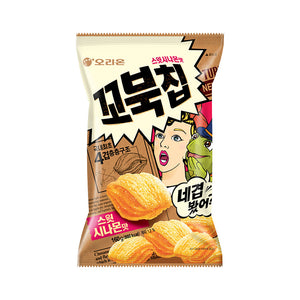SO1060<br>Orion Kkobuk Chips(Cinnamon) 10/160G