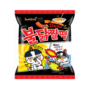 SS1007<br>Samyang Hot Chicken Snack 24/120G