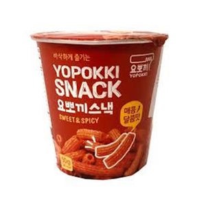 SY9101<br>Young Poong Yoppoki Snack(Sweet&Spicy) 12/50G