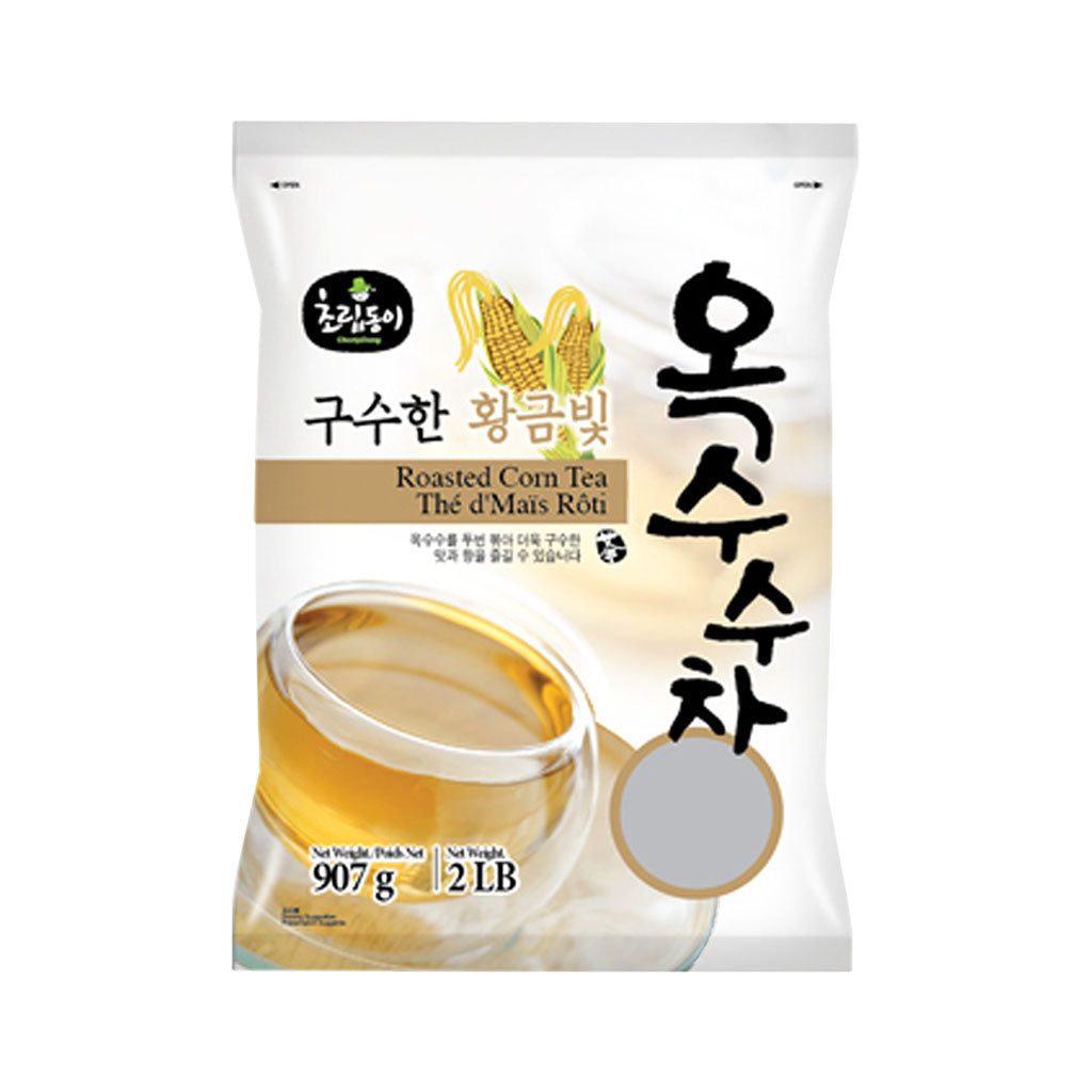 TC1012<br>Choripdong Roasted Corn Tea 12/2LB(907G)