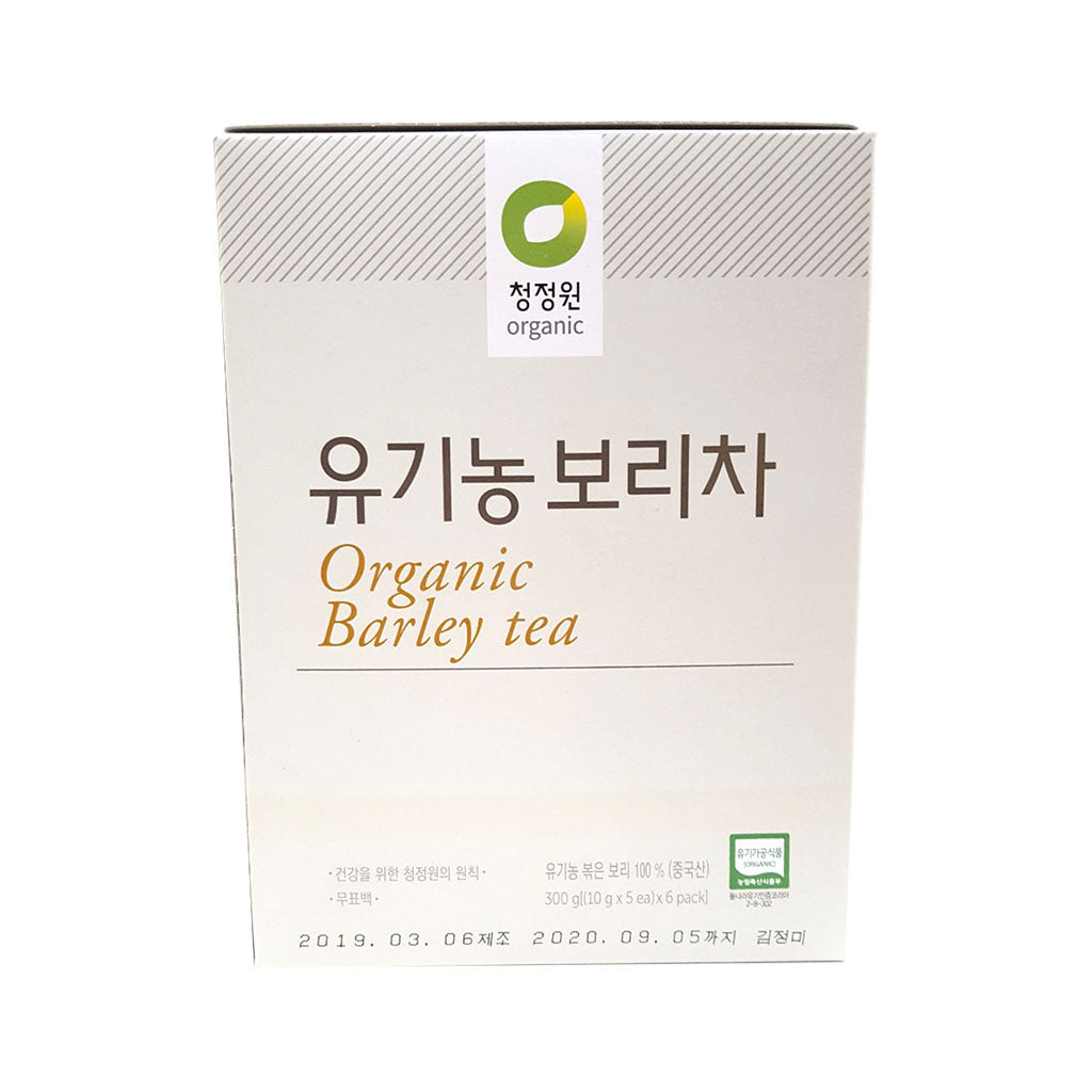 TC1017<br>Chungjungone Organic Barley Tea 20/10.58Oz(300G)
