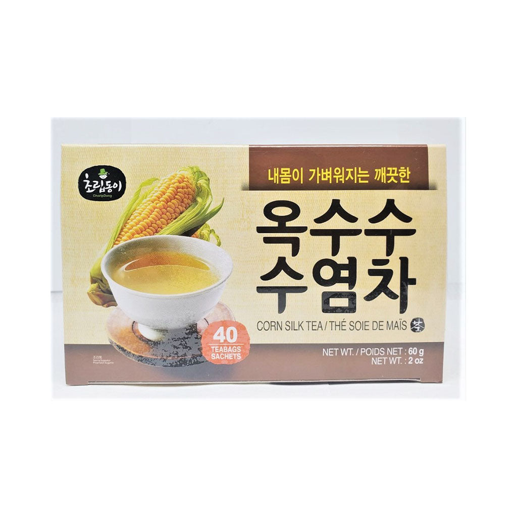 TC1503<br>Choripdong Corn Silk Tea 40Tb 30/60G