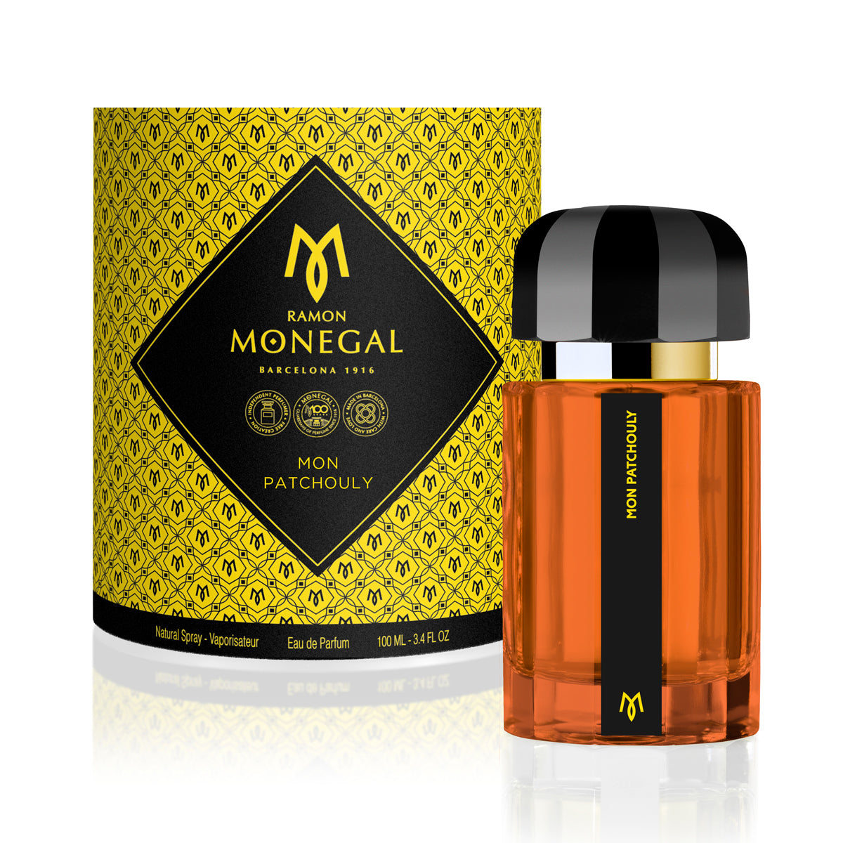 Mon Patchouly - Ramon Monegal - EDP 100ml