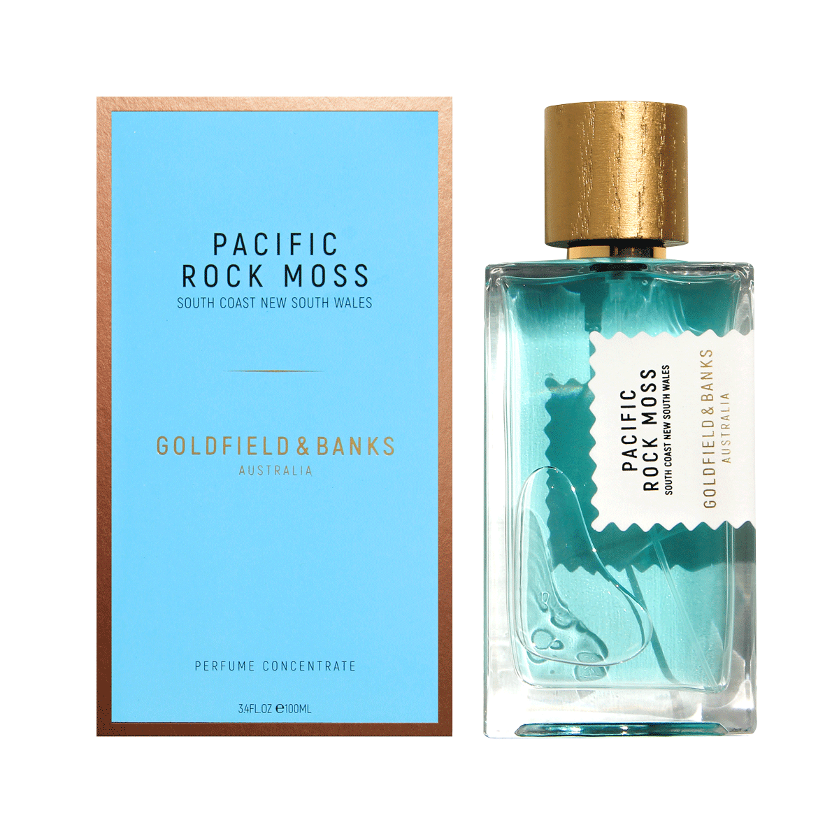 Pacific Rock Moss – Goldfield & Banks – EP 100ml