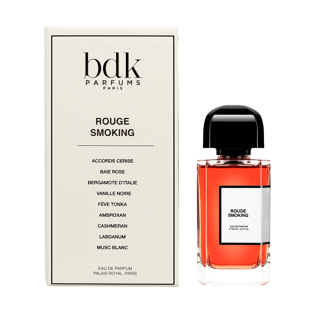 Rouge Smoking - BDK Parfums - EDP 100ml