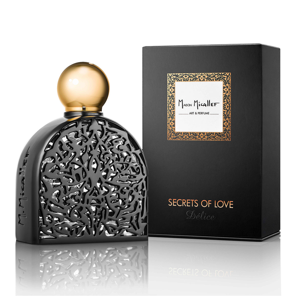 Secret of Love Delice - Micallef - EDP 75ml