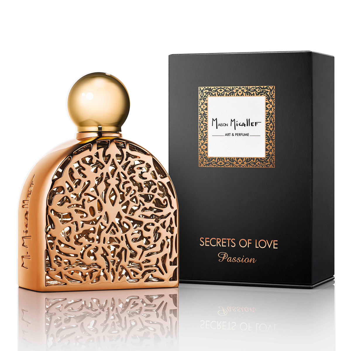 Secret of Love Passion - Micallef - EDP 75ml