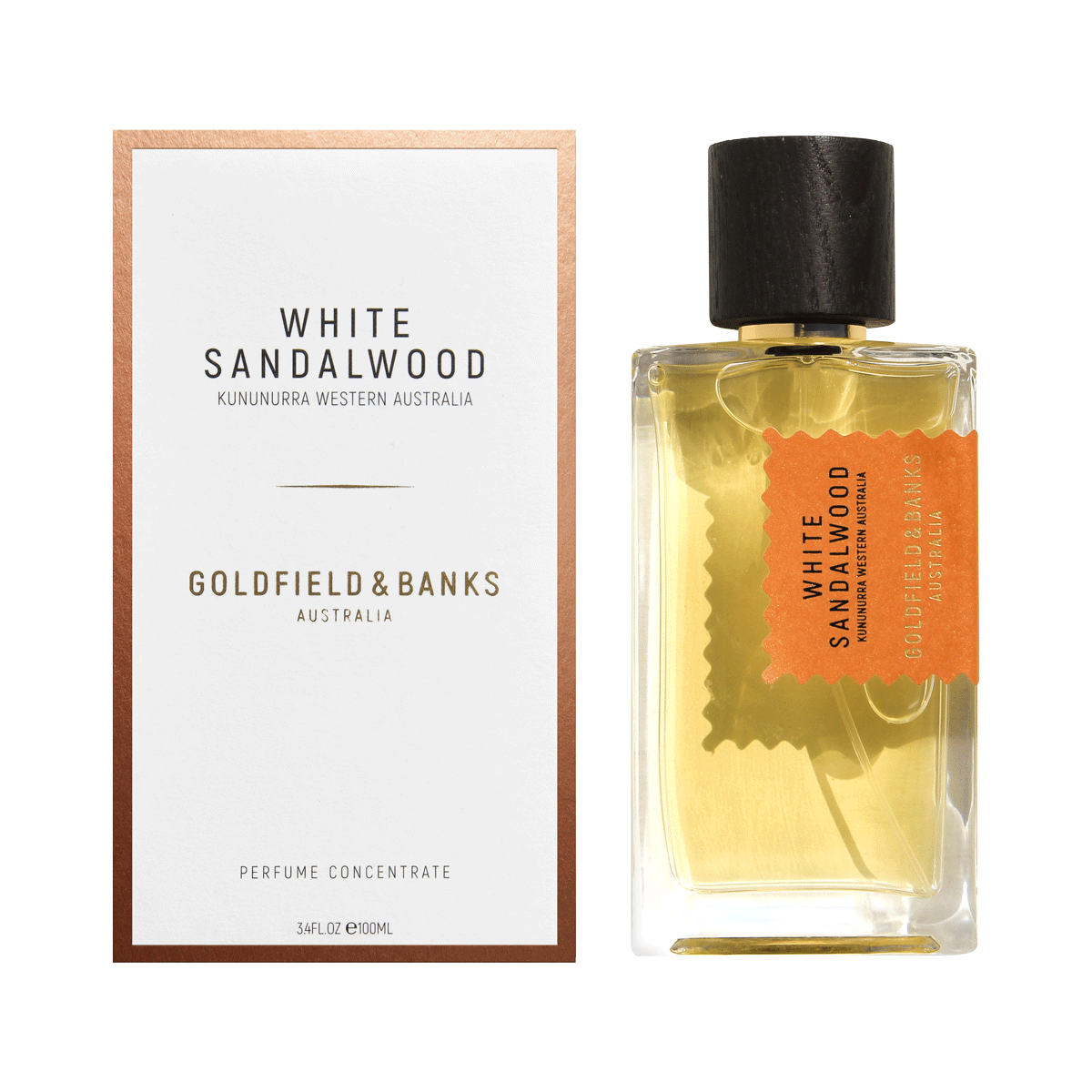 White Sandalwood – Goldfield & Banks – 100 ml