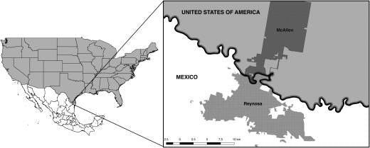 Arbovirus Surveillance near the Mexico–U.S. Border: Isolation and Sequence Analysis of Chikungunya Virus from Patients with Dengue-like Symptoms in Reynosa, Tamaulipas