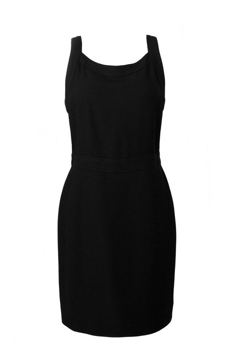 Vintage Sonia Rykiel black dress