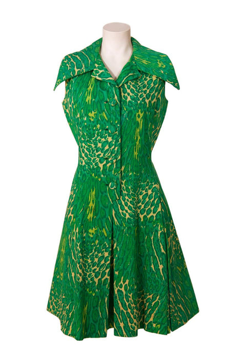 Marshall Field & Company Sunningdale Shop Couture Intl. Dress