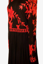 Load image into Gallery viewer, Averardo Bessi silk jersey print dress