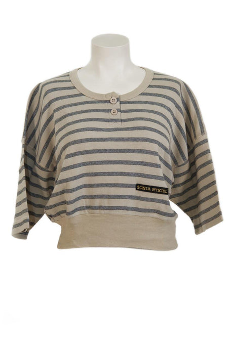 Vintage Sonia Rykiel striped pullover top