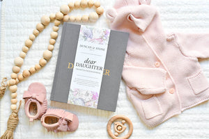 Dear Daughter: A Childhood Prayer Journal and Keepsake Book