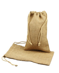 Burlap Gift Pouch (Pack of 12)