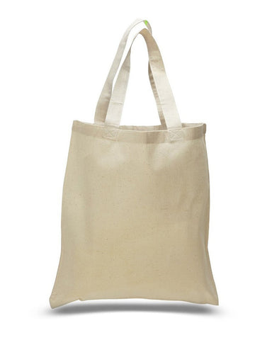 100% Cotton Economical Tote Bag - TB100