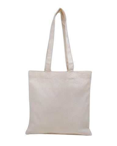 "26"" Long Handle Cotton Tote - TB126"