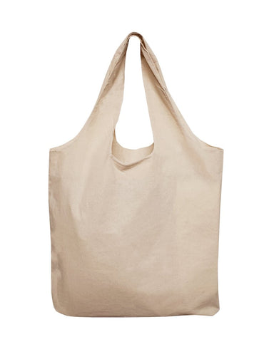 Soft Cotton Stow-N-Go Tote Bag - TB130