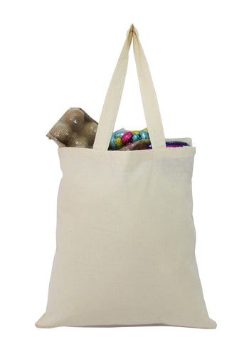 Organic 100% Cotton Tote Bag - OR100