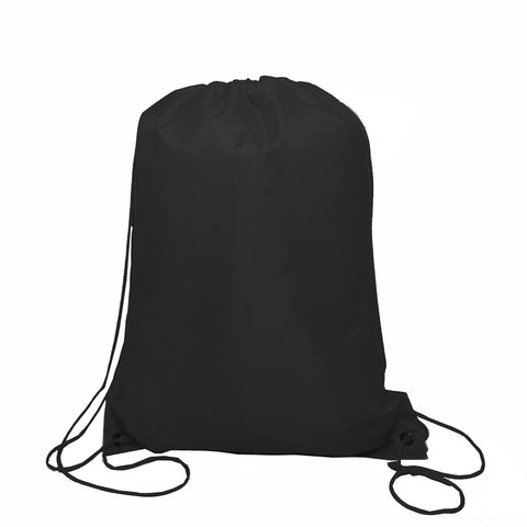 Polyester Large Size Drawstring Backpack POL20