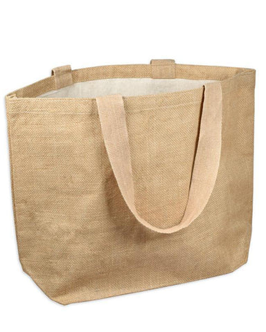 Carry-All Burlap Totes - TJ895
