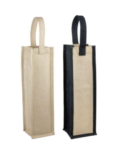 Wine Bottle Tote Bags - WJ065