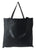 wholesale Large grocery tote bag black
