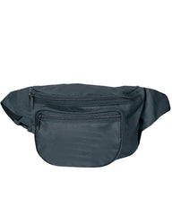 Nylon Fanny Pack W/ Three Pockets - NFNP