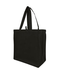 "11"" Non-Woven Gusset Tote Bag Small Size - GN55"