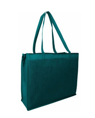Large Size Convention Tote Bag W/Zipper - GN61