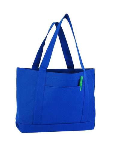 Shopping Tote Bags With PVC Backing - ST